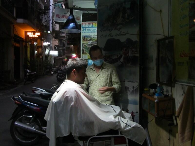 Haircuts around the World