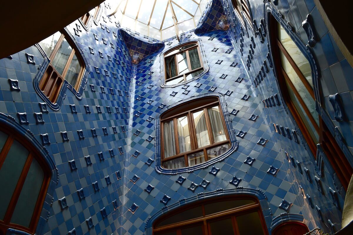 The Gaudi influence in Barcelona