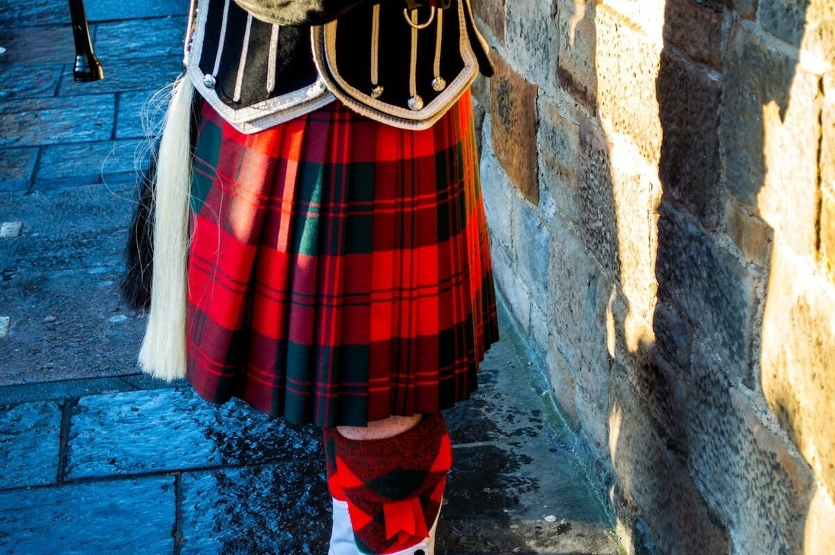 Myths and facts about the Kilt