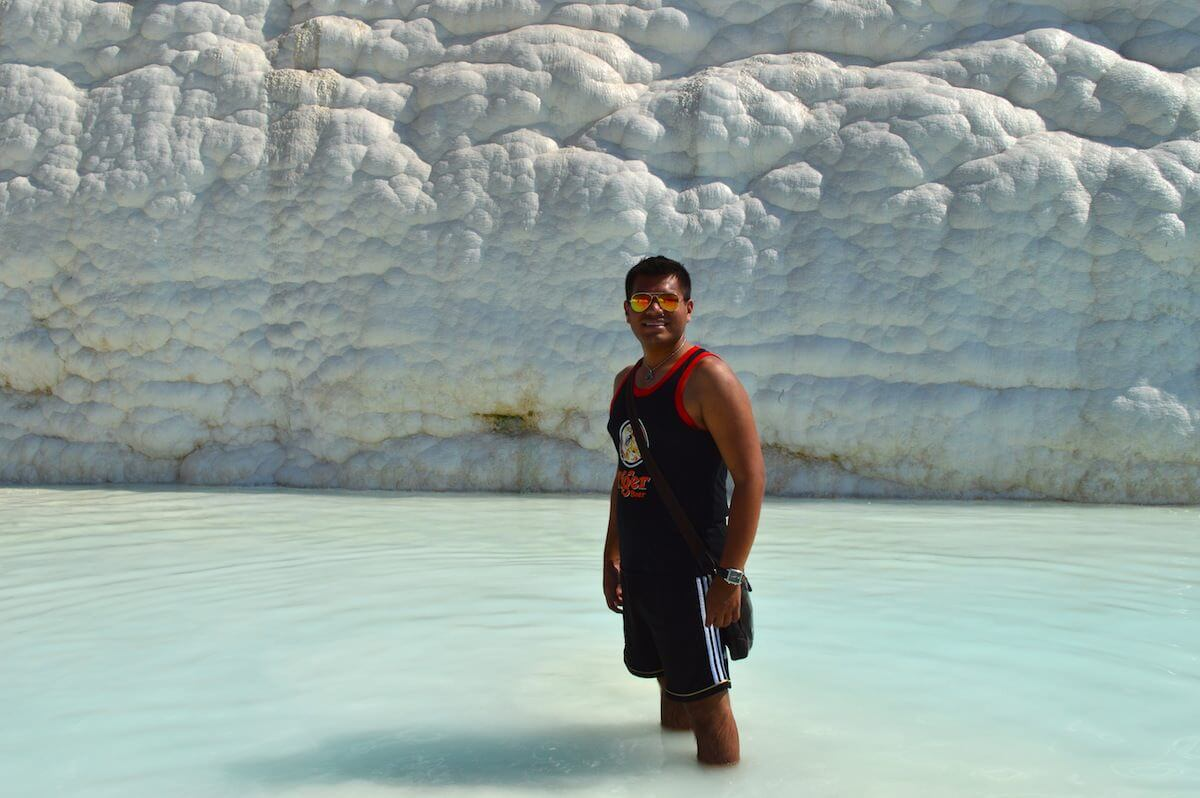 Pamukkale, a place like no other