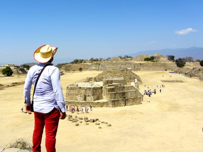 Me at Monte Alban