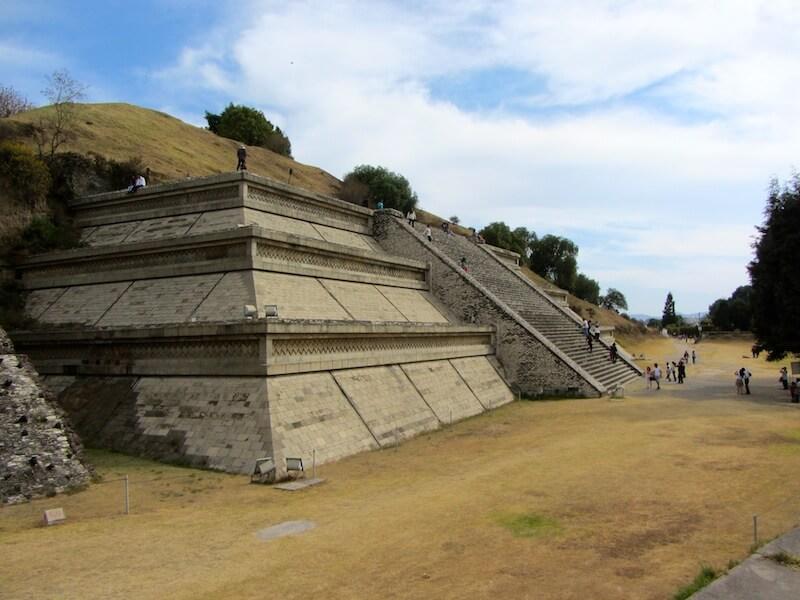 The Cholula Pyramid