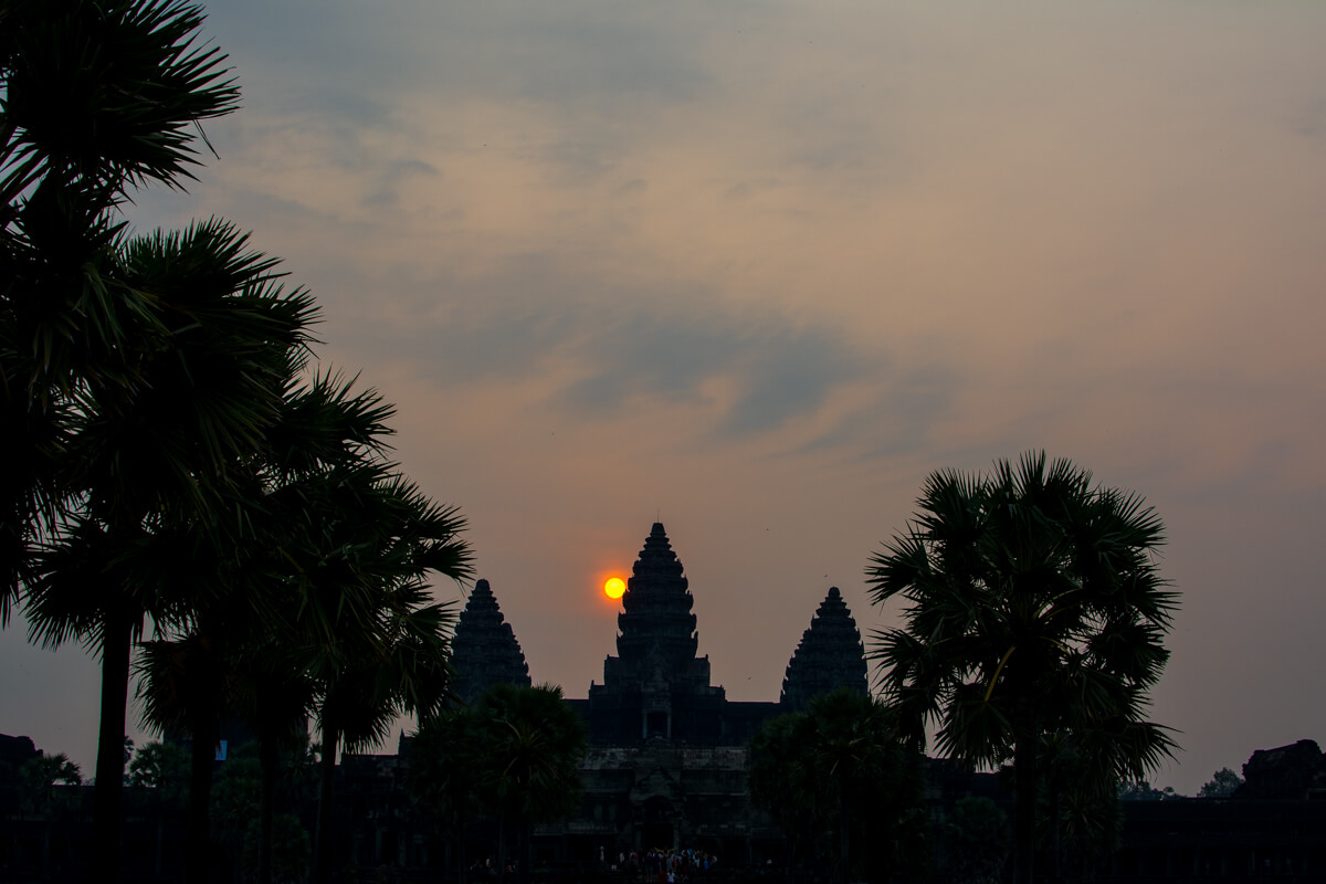 Angkor Wat: how to avoid the crowds and have it all for yourself
