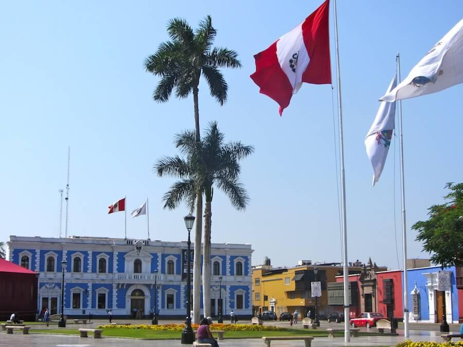 Northern Peru Trujillo
