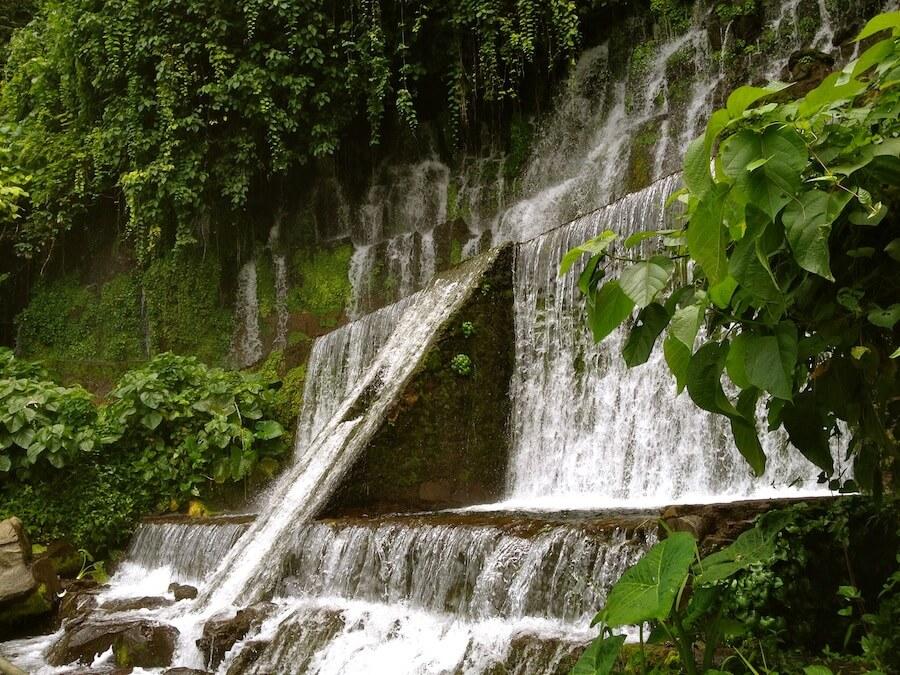 Chorros de la Calera, El Salvador