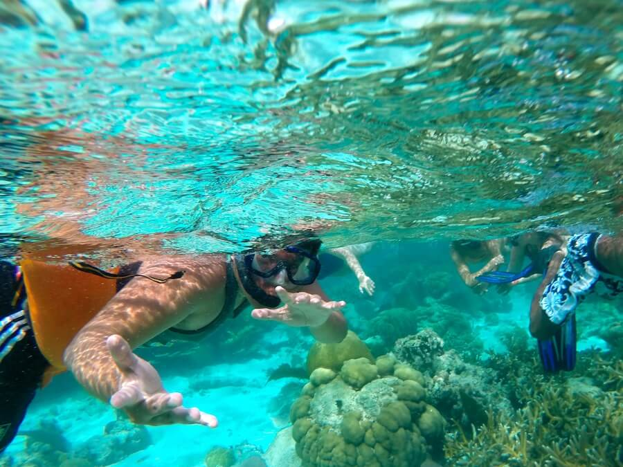 Adventures in the Coral Reef of Belize