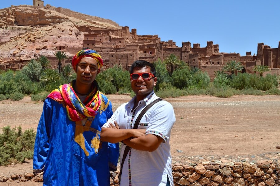 Berber Tour Guide of Morocco