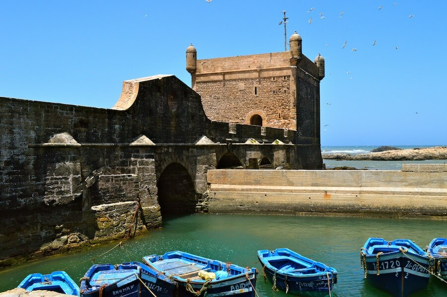 Essaouira, the real life version of Astapor
