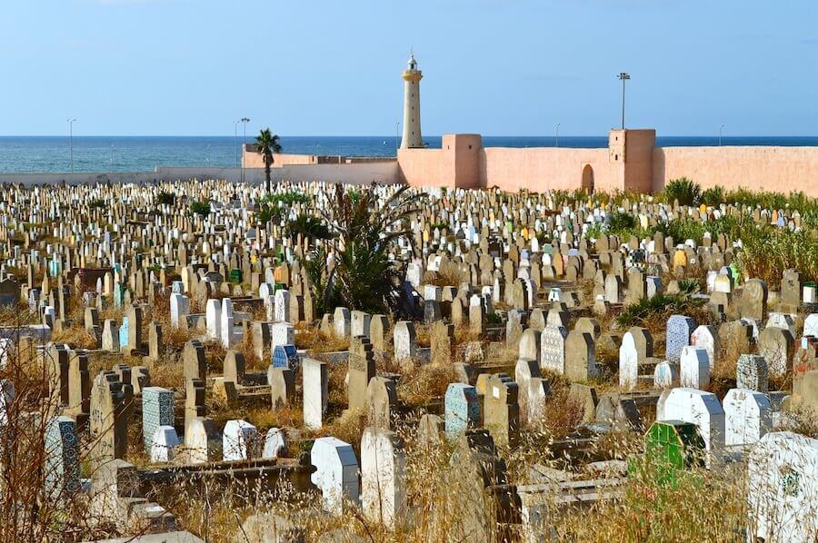 Graveyard of Rabat