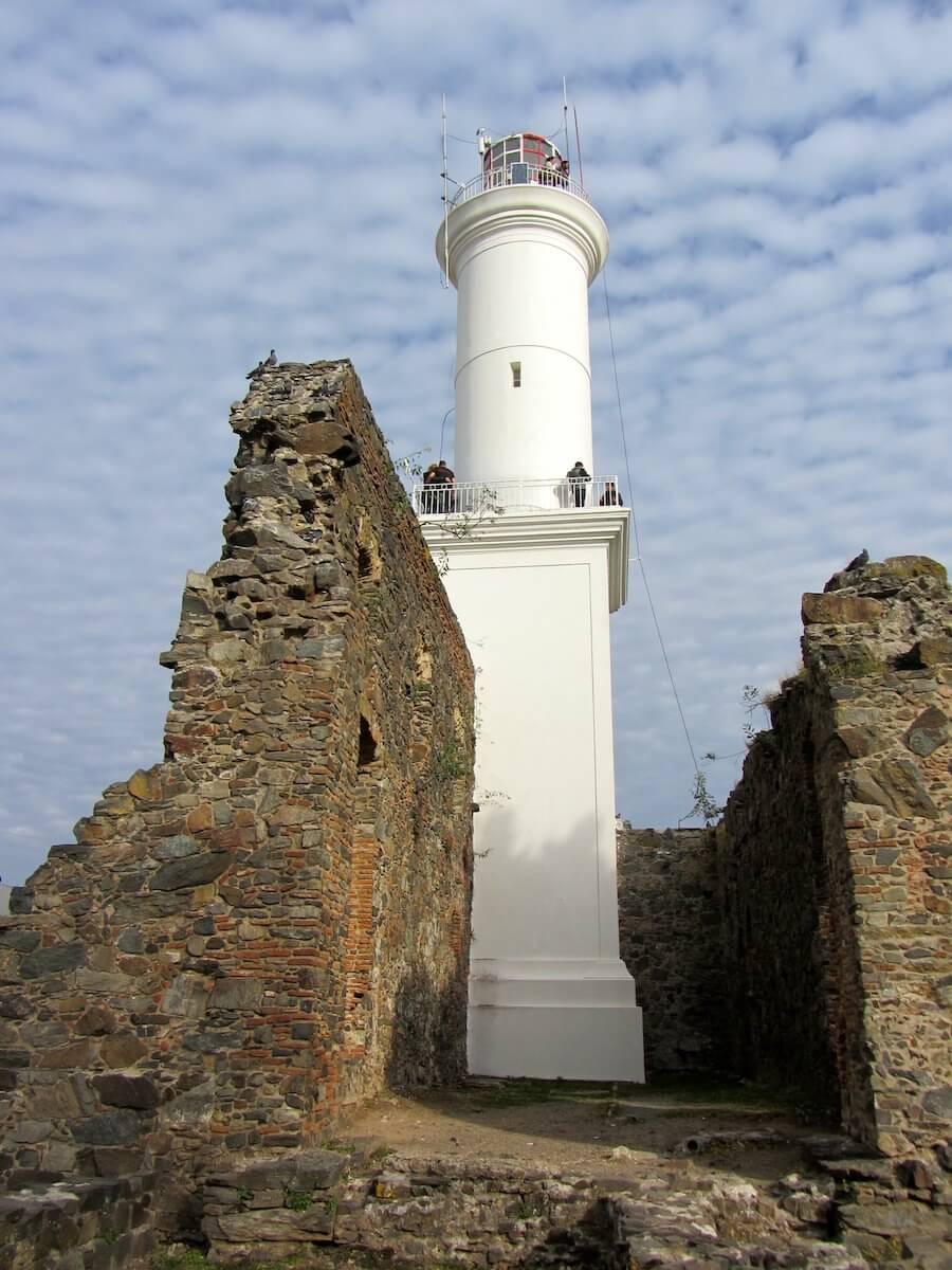 The Lighthouse of Colonia de Sacramento