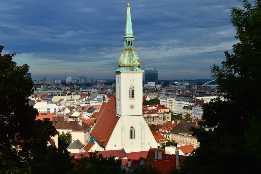 Bratislava, the hidden gem of Central Europe