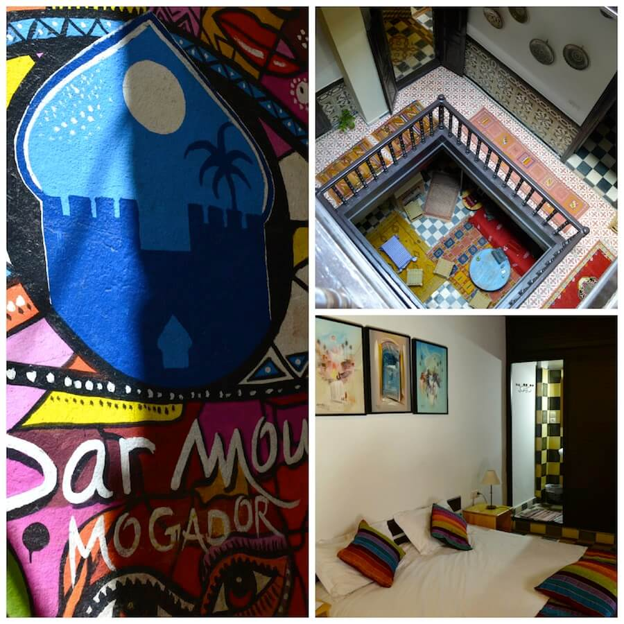 Dar Mouna Mogador, a charming riad in Essaouira