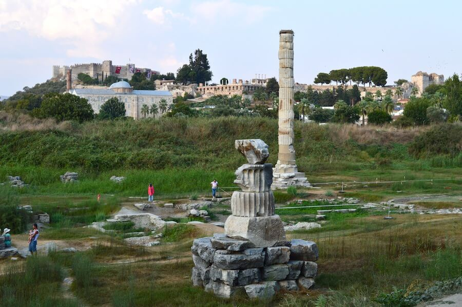 The Temple of Artemis, Wonder of the World