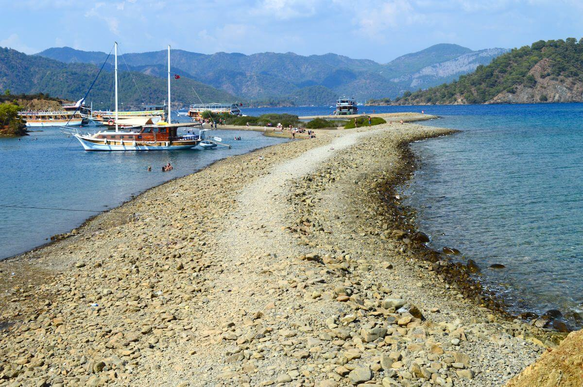 The most beautiful of Fethiye 12 Islands
