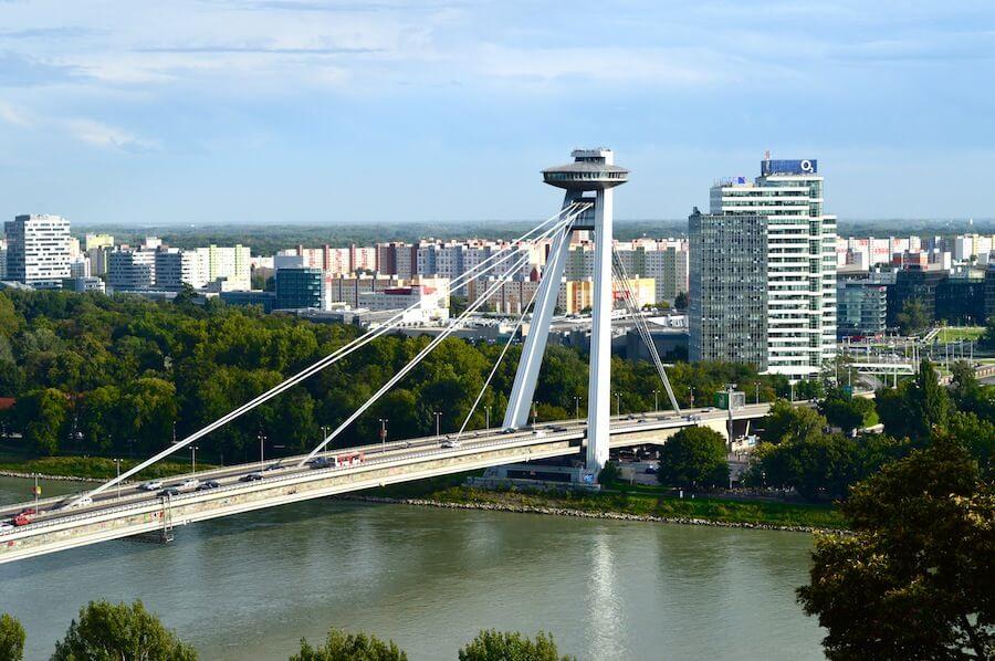 UFO Tower at Bratislava