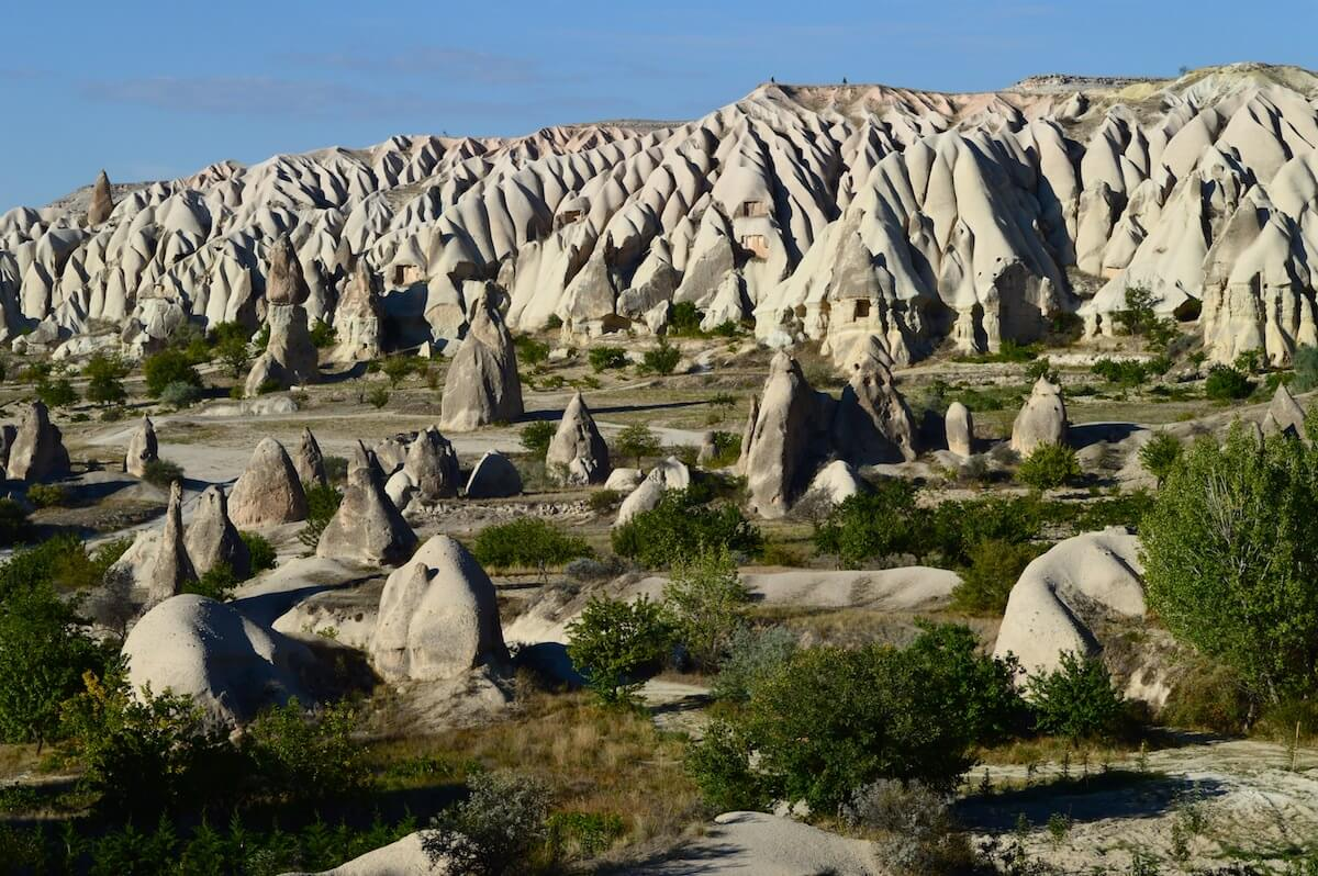 The Red Rose Valley of Cappadocia