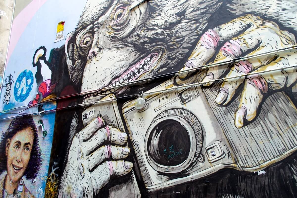 The Street Art of Berlin 1