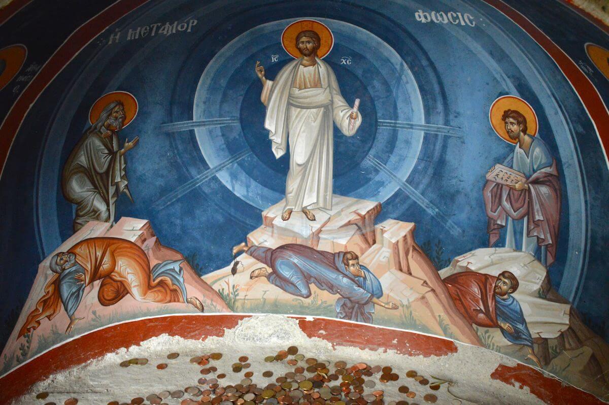 Orthodox Art at Meteora
