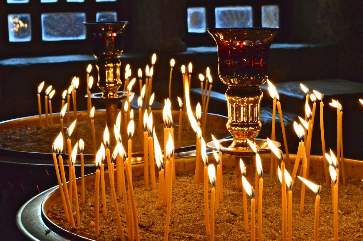 Religion at Meteora