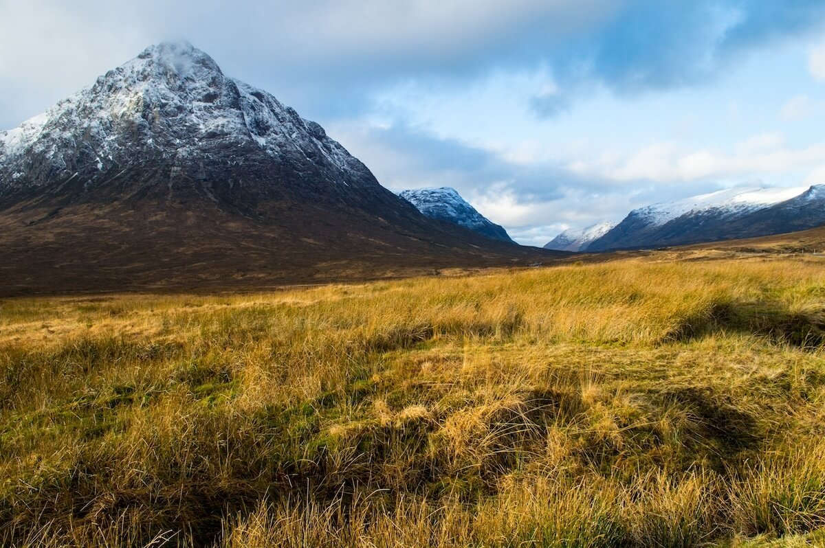 Glencoe, gem of the Highlands