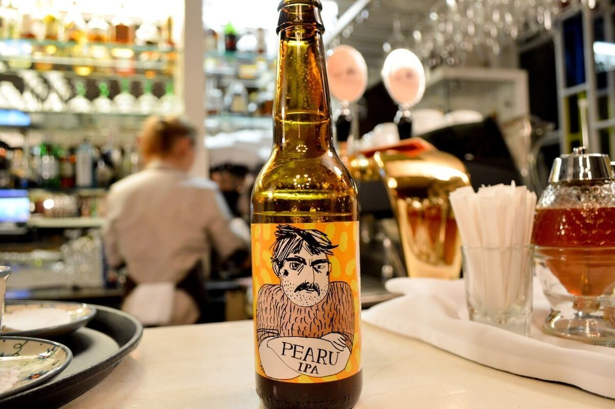 Quirky Beer at Leib