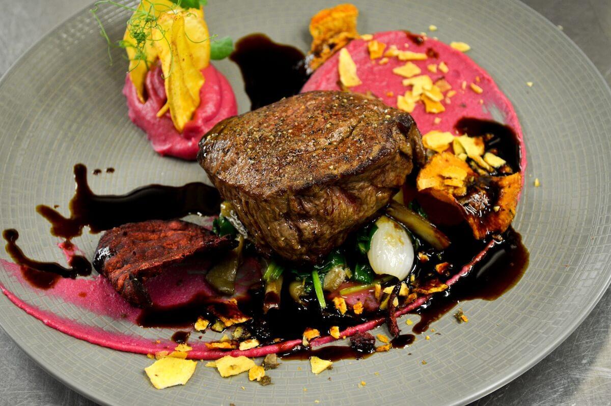 Steak at Sfaar