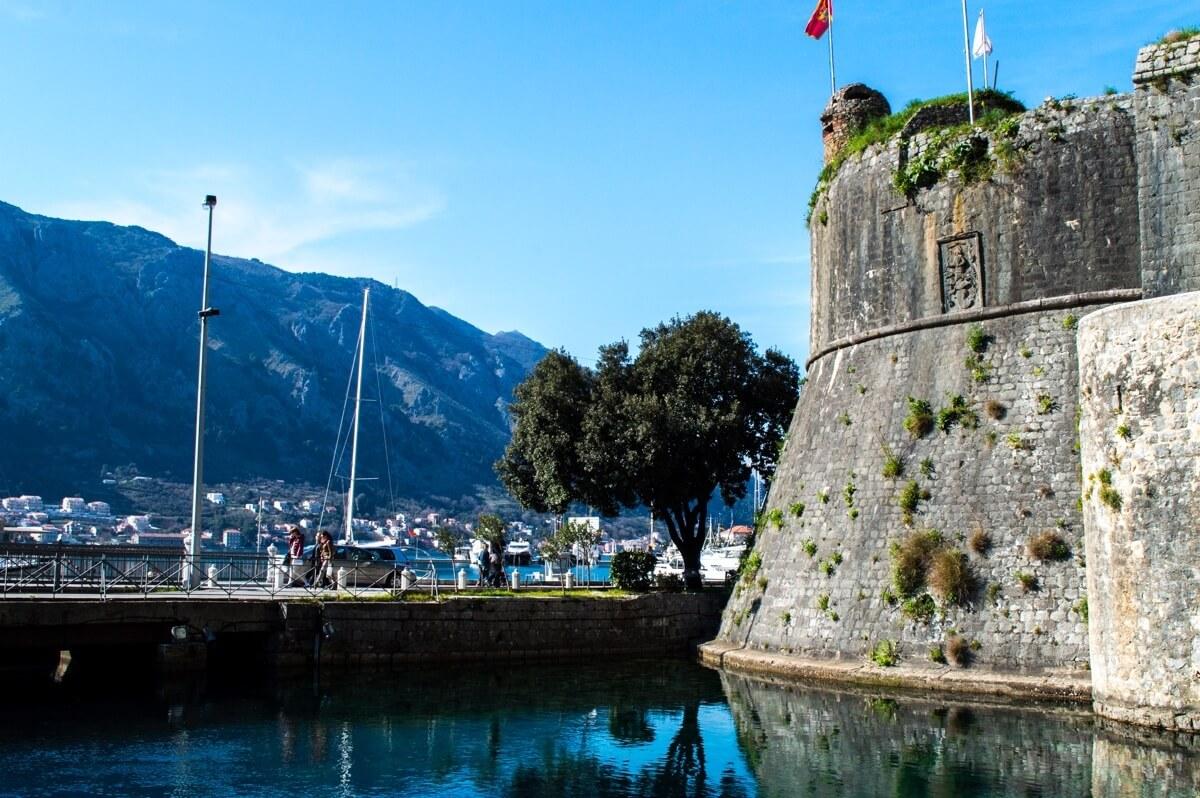 Kotor City Walls