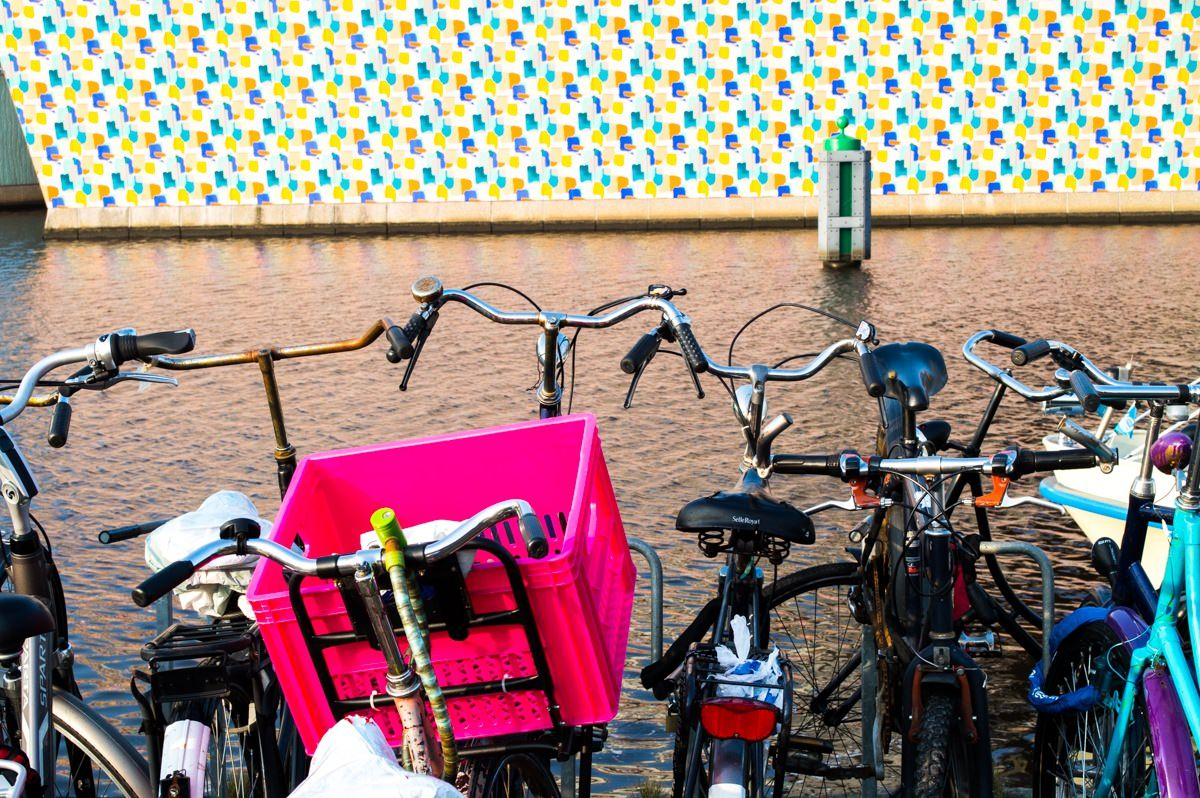 The bikes of the Netherlands