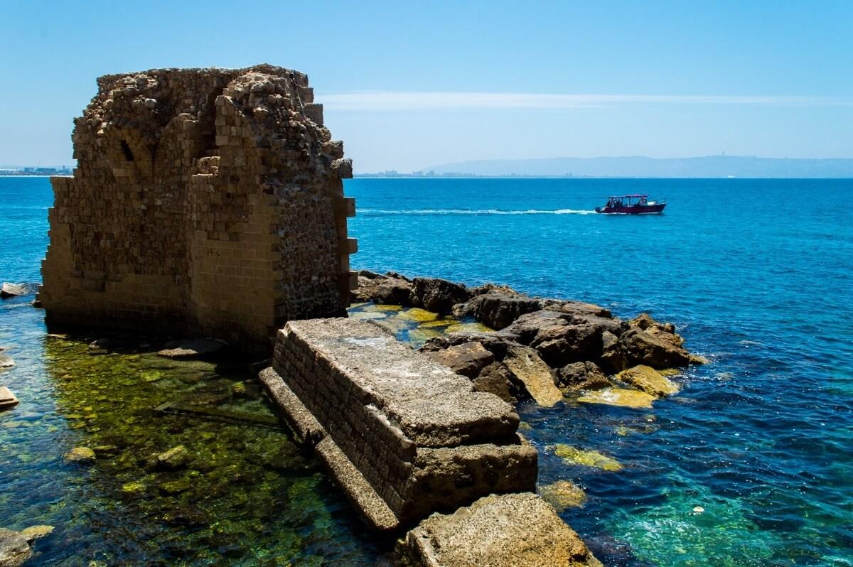Israel Mediterranean Road trip