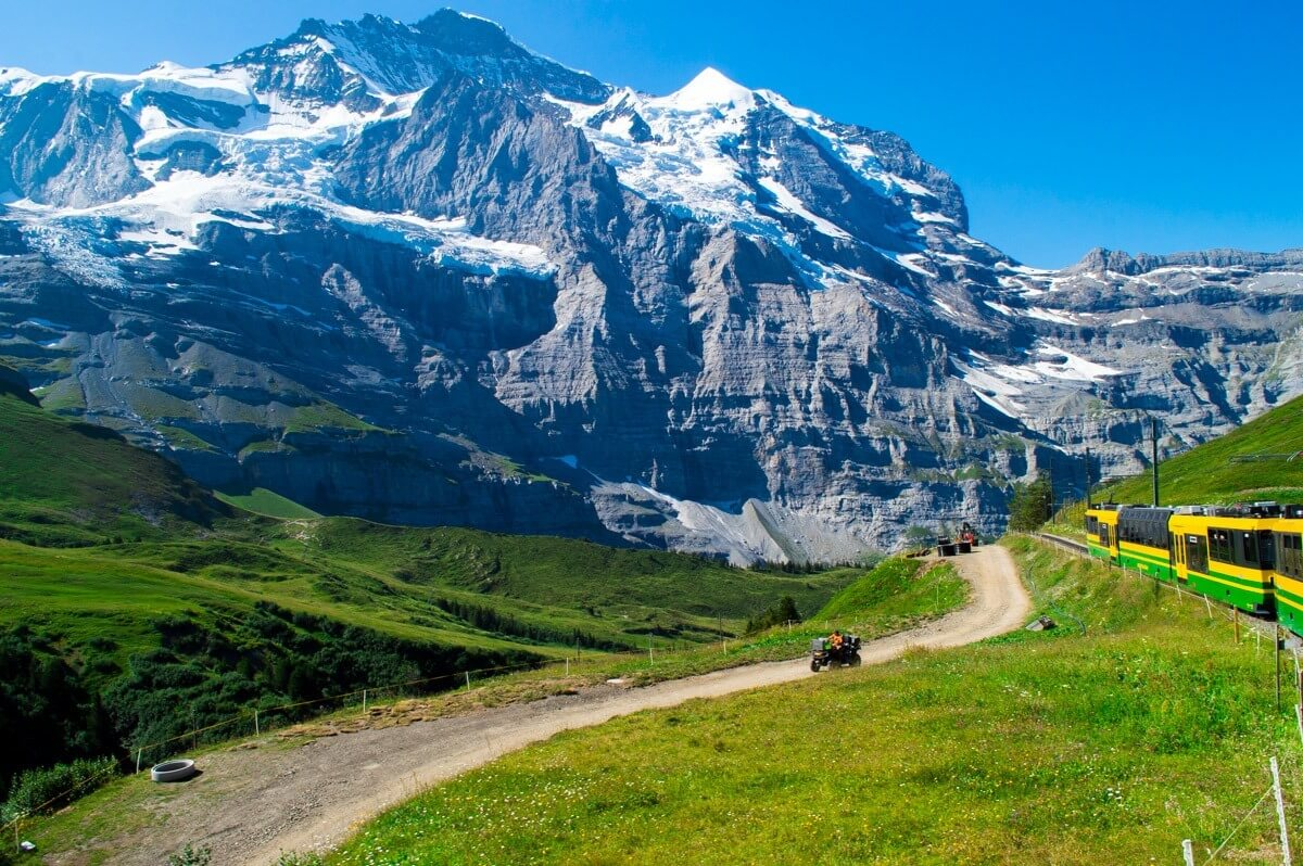 7 Highlights Of Switzerland S Jungfrau Region