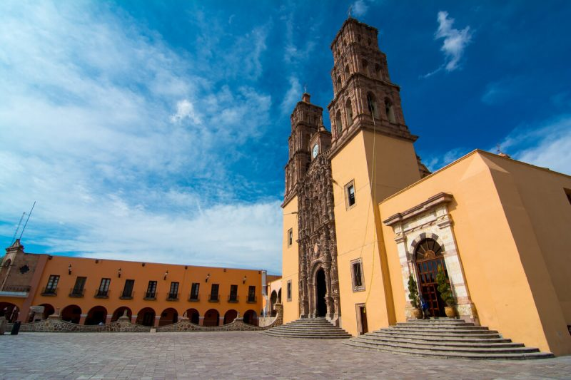 Dolores Hidalgo, craddle of the Independence