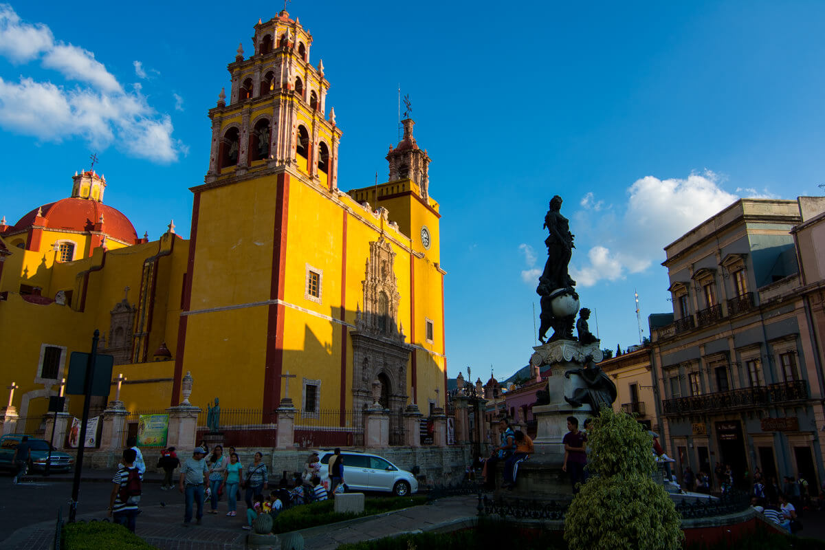Guanajuato the most beautiful city in Mexico