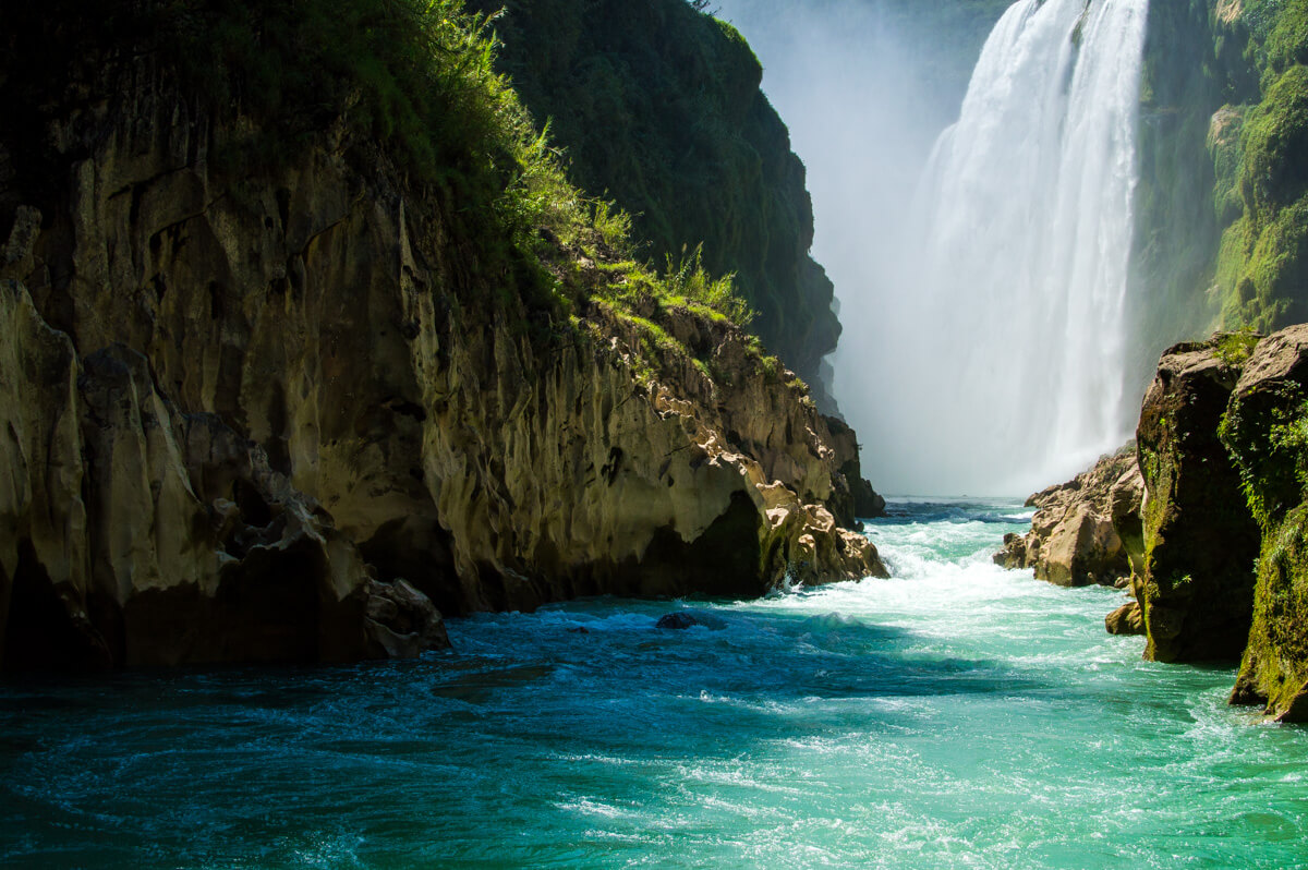 The Wonderful Waterfalls of the Huasteca Potosina