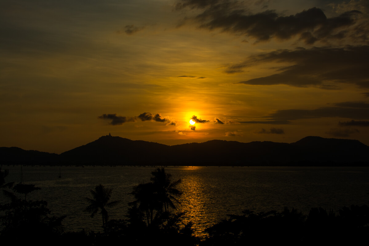 Sunset of Wonders at Cape Panwa Phuket
