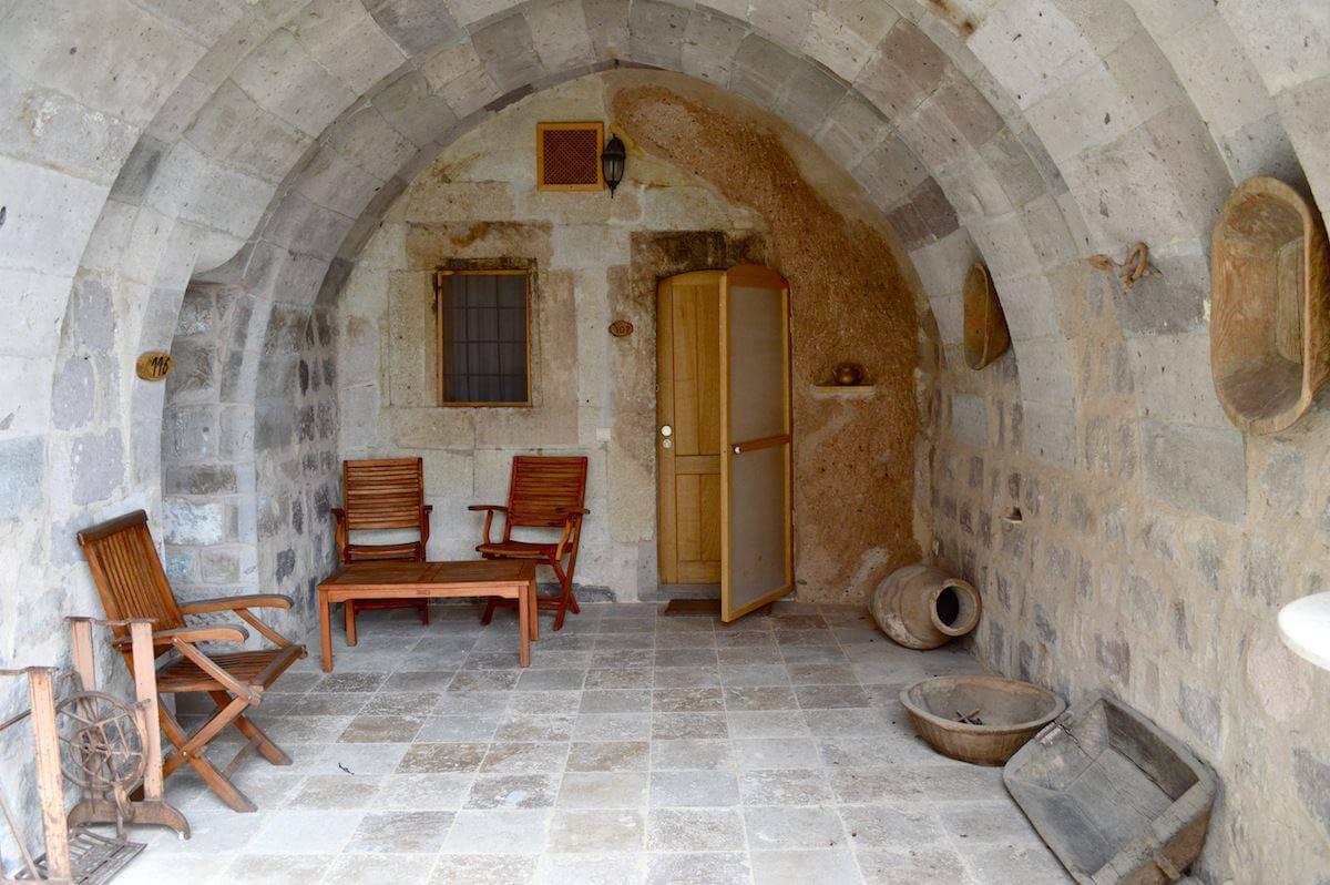 Luxury in Capapdocia: Sleeping in a Cave Hotel